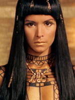 Patricia Velasquez Anck Su Namun Egyptian Make Up Looks...